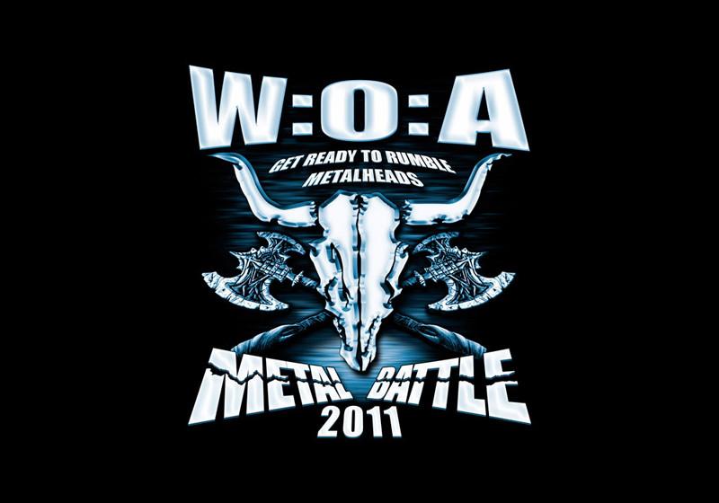 W:O:A Metal Battle 2011