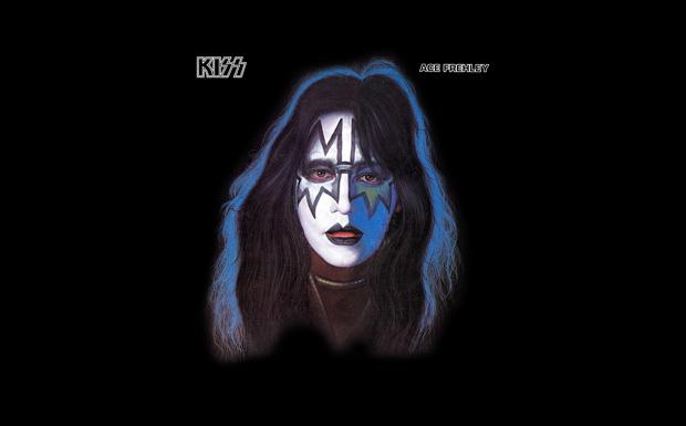 Ace Frehley (Kiss) Artwork