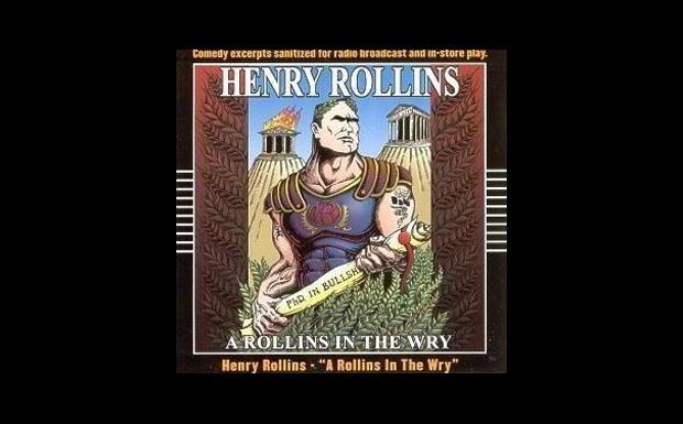 Henry Rollins Artwork