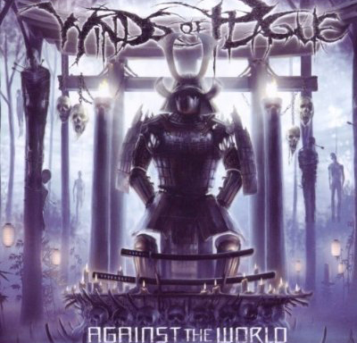 Winds Of Plague - Against The World Cover