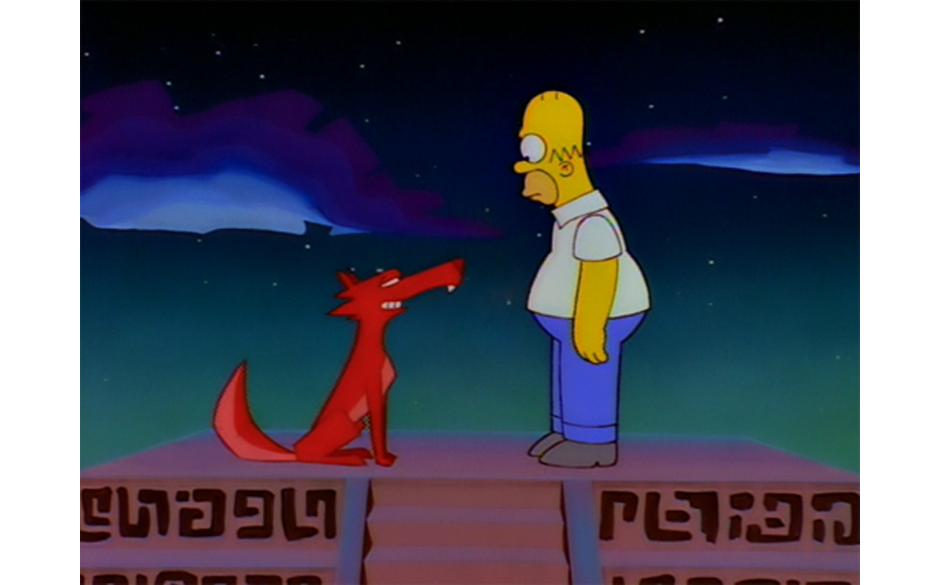 Johnny Cash (als Koyote)
