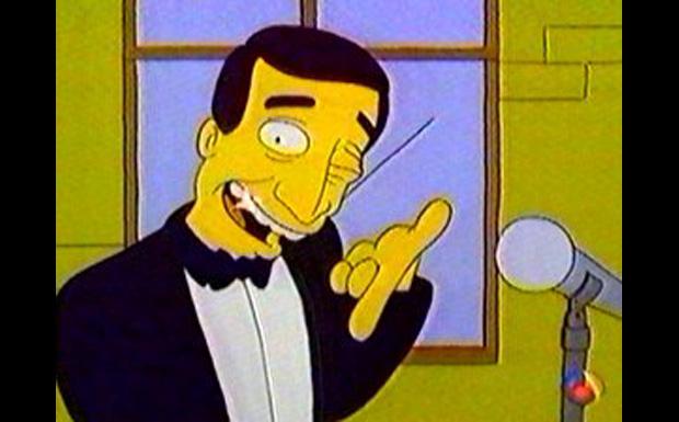 Paul Anka bei den Simpsons