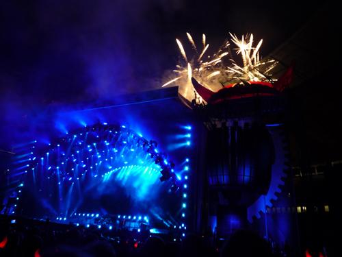 AC/DC live, 22.06.2010 Berlin, Olympiastadion