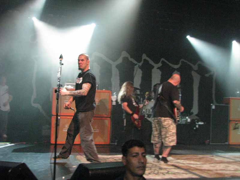 Down live, 28.04.2011 New York, Best Buy Theater