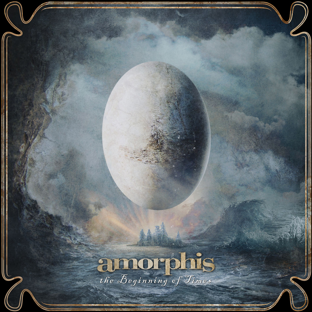 Amorphis The Beginning Of Times, Cover