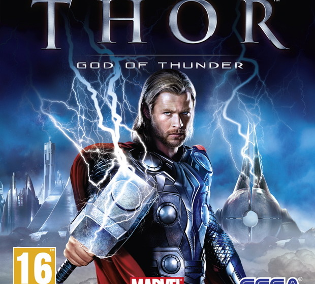 Thor, Game Artwork