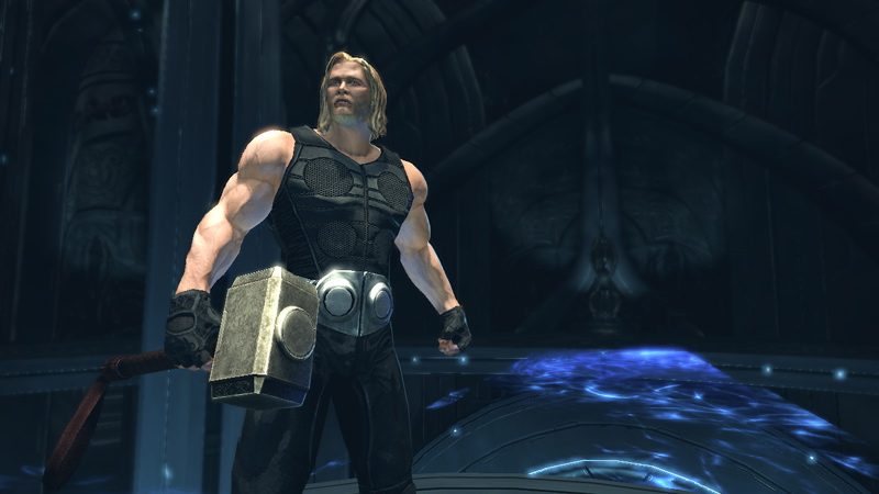 Thor, Screenshot
