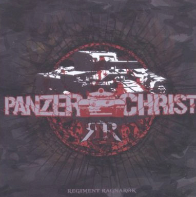 Panzerchrist - Regiment Ragnarok Cover