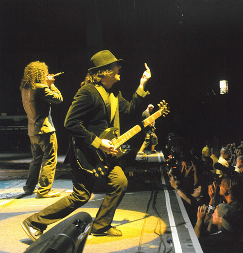 System Of A Down live