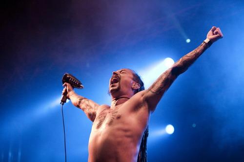 Amorphis live 2010