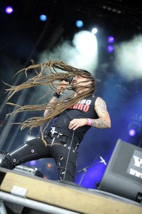 Amorphis live, Wacken Open Air