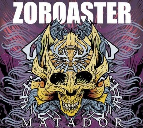 Zoroaster - Matador Cover