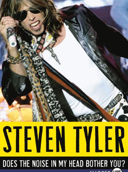 Aerosmith, Steven Tyler Bio Cover
