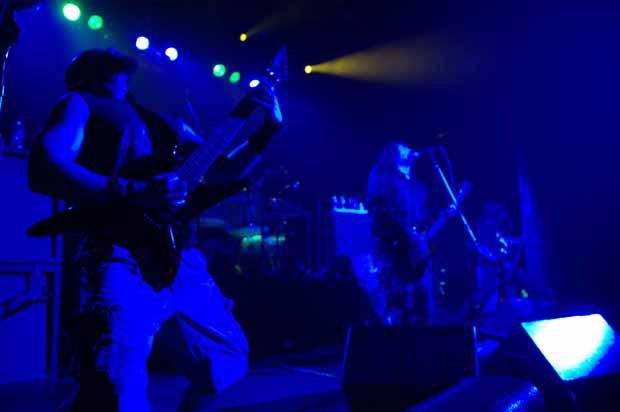 Cavalera Conspiracy live, 10.05.2011 New York, Irving Plaza