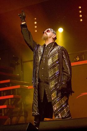 Rob Halford (Judas Priest) live