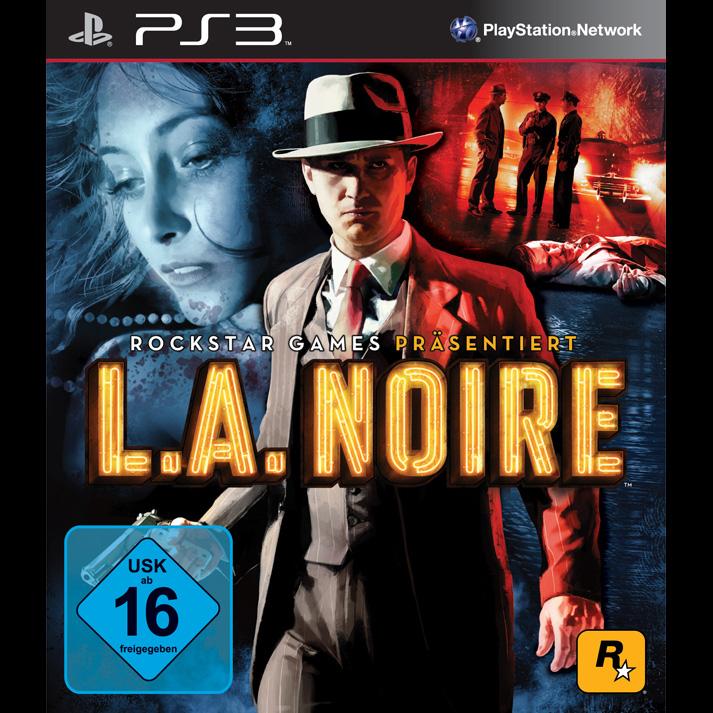 L.A. Noire, Spiel, Artwork