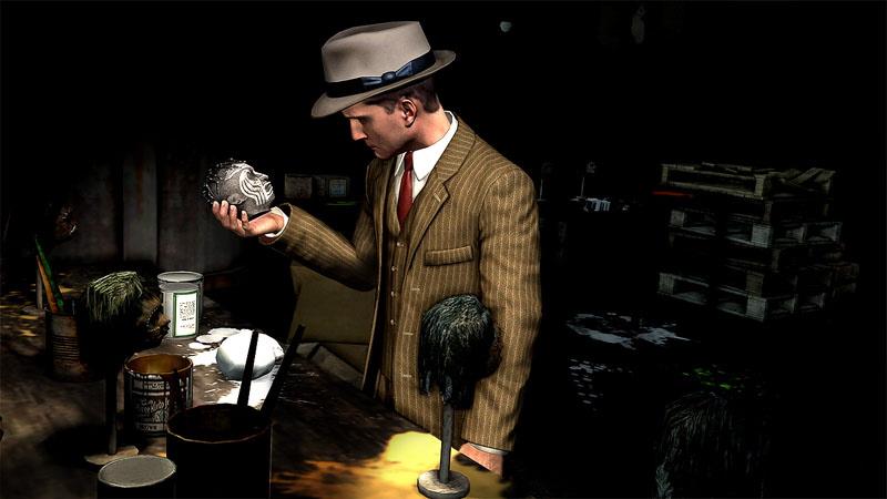 L.A. Noire, Szenenbild