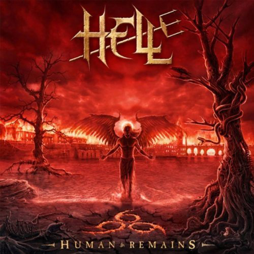 Hell Human Remains Cover