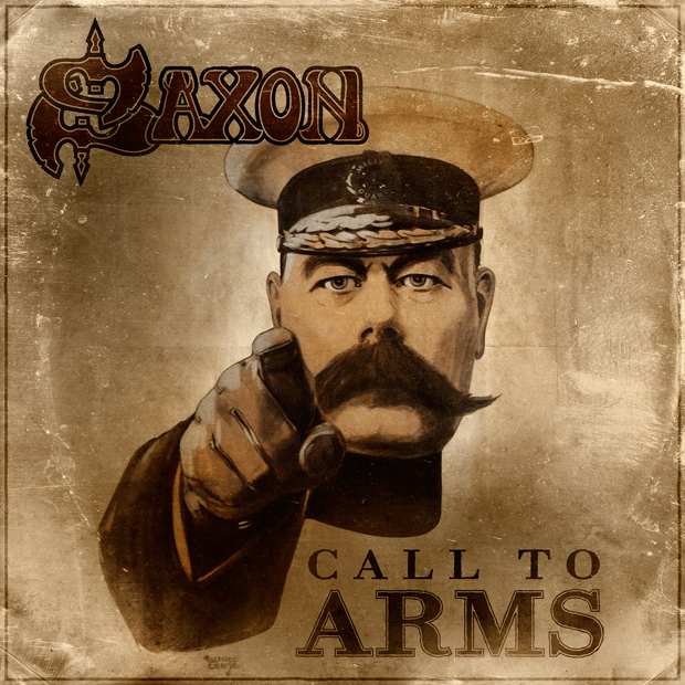 Saxon, Call To Arms, Cover