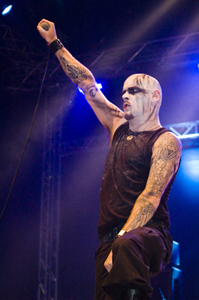 Primordial live, With Full Force 2008