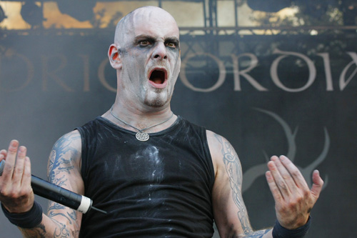 Primordial live, Wacken 2008