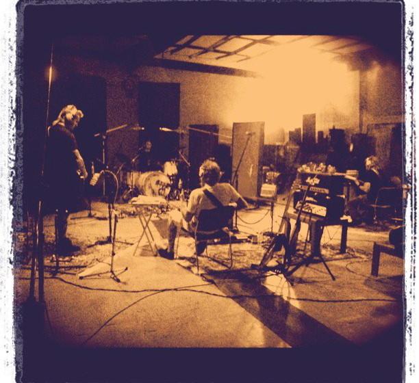 Mastodon im Studio