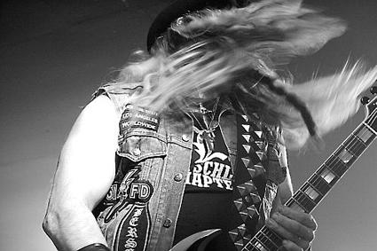 Black Label Society live, 13.03.2011, München, Theaterfabrik