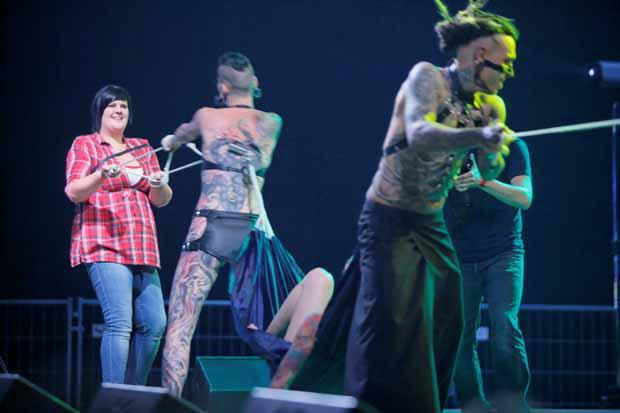 Circus Bizarre, Rock n Ink 2011