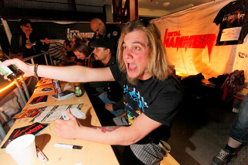 Rock n Ink 2011, Autogramme und Co