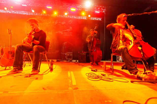 The Calaveras, Rock n Ink 2011