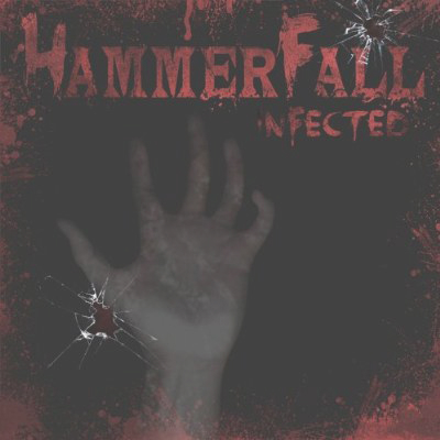 HammerFall Infected Cover