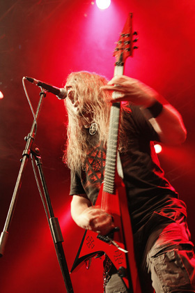 Vader live, With Full Force 2009