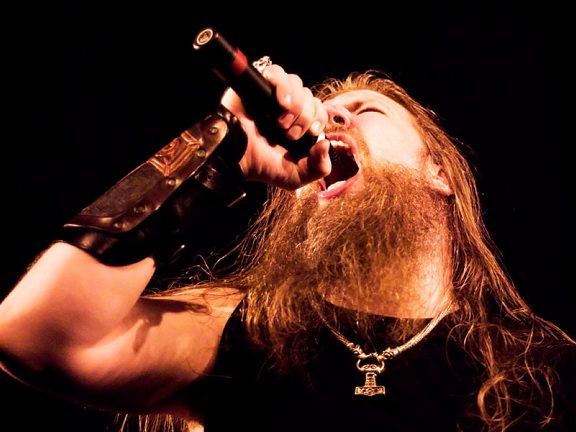 Amon Amarth live, 18.05.2011 Hamburg, Große Freiheit 36