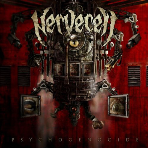 Nervecell Psychogenocide Cover