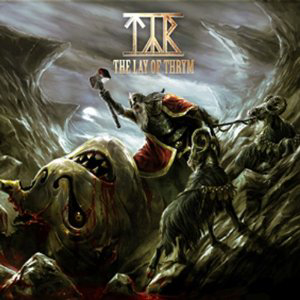 Týr The Lay Of Thrym Cover