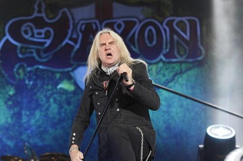 Saxon live beim Wacken 2009