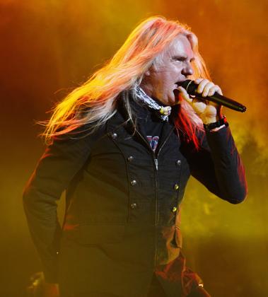 Saxon live, Wacken 2009