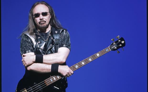 Ian Hill (Bass bei Judas Priest)