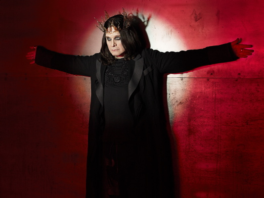 Ozzy Osbourne, Promo Bild 2010
