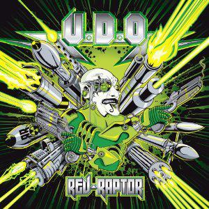 U.D.O. Rev-Raptor Cover