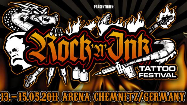 Rock'n'Ink Festival, 2011
