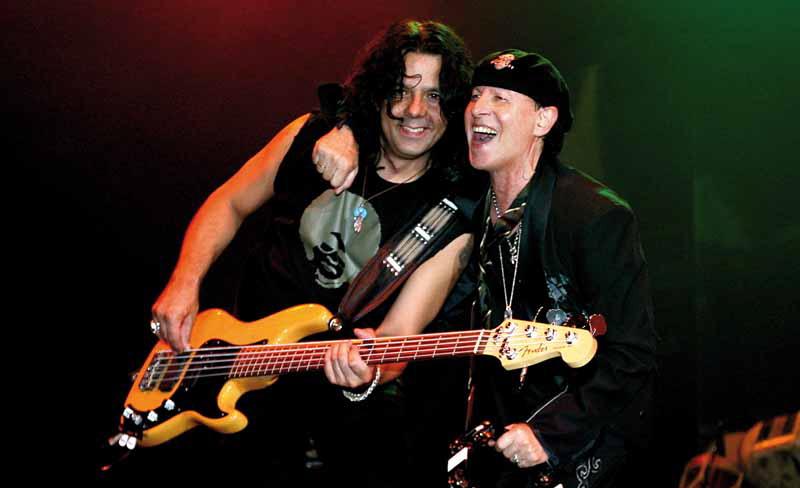 Scorpions, Promo Bild, 2011
