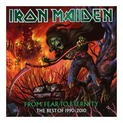 Iron Maiden - From Fear To Eternity: The Best Of 1990 - 2010