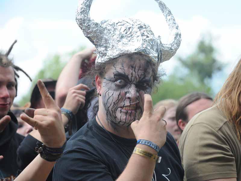 Metalfest Dessau, 2011, Atmo-Bilder