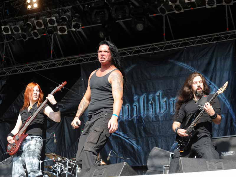 Equilibrium, Metalfest Dessau, 2011