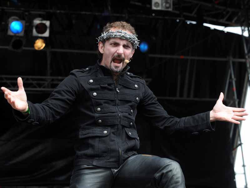 Hell, Metalfest Dessau, 2011