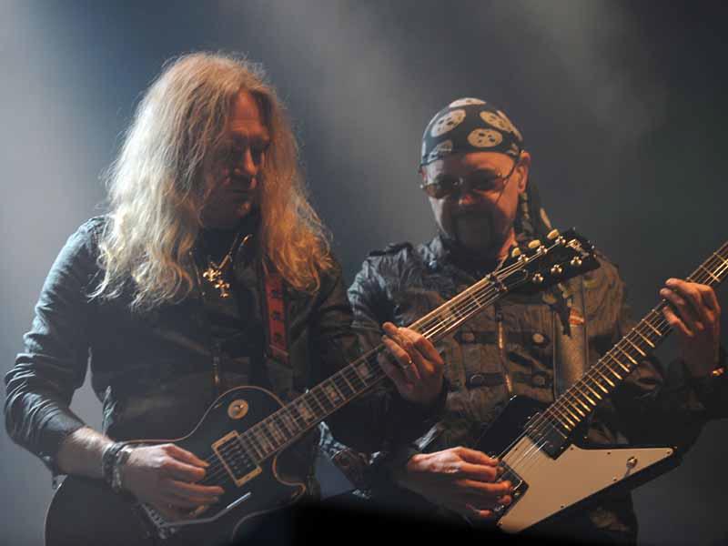 Saxon, Metalfest Dessau, 2011