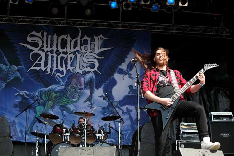 Suicidal Angels, Metalfest Dessau, 2011
