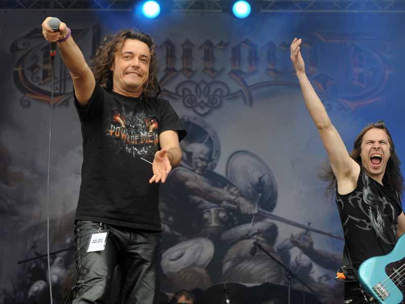 Thaurorod, Metalfest Dessau, 2011