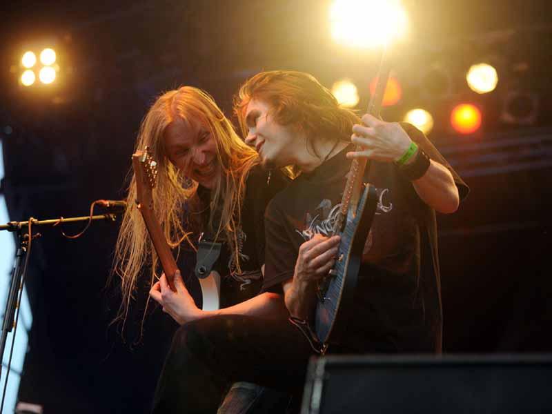Wintersun, Metalfest Dessau, 2011